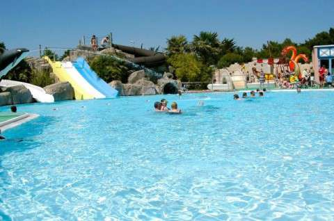 Camping Le Clarys-Plage