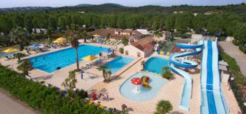 Camping Riviera d´Azur