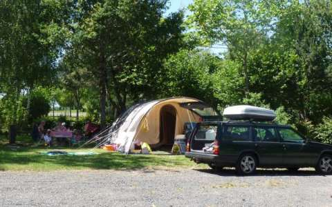 Camping Le Val Saint Jean