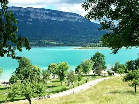 Camping Lac d'Aiguebelette