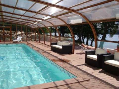 Camping Chalets Plage du Midi