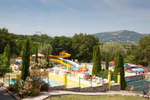 Camping Le Merle Roux