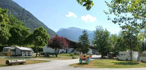 Camping Bourg-Saint-Maurice