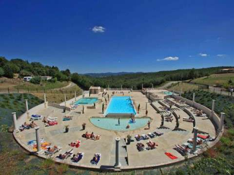 Camping Domaine d'Arnauteille