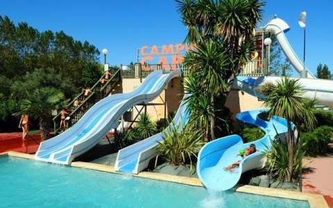 Camping Californie Plage