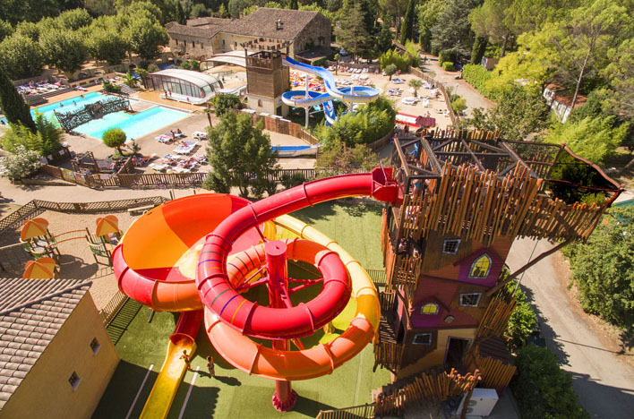 Camping Domaine des Fumades