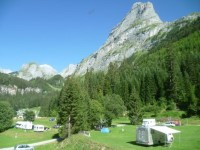 Camping Alpes Lodges