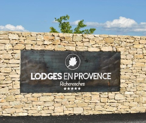Camping Lodges en Provence