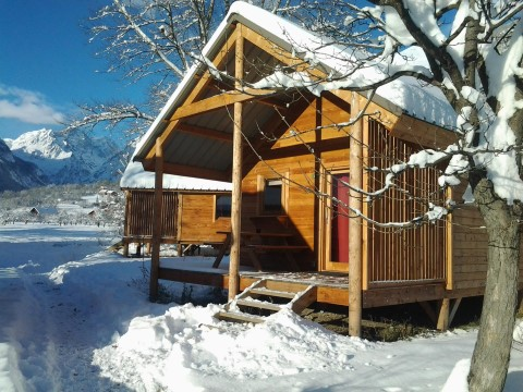 Camping Bourg Saint Maurice