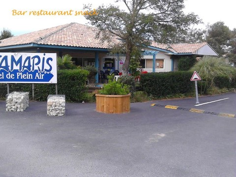 Camping Plein Air Locations - Les Tamaris