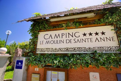 Camping Le Moulin de Sainte Anne
