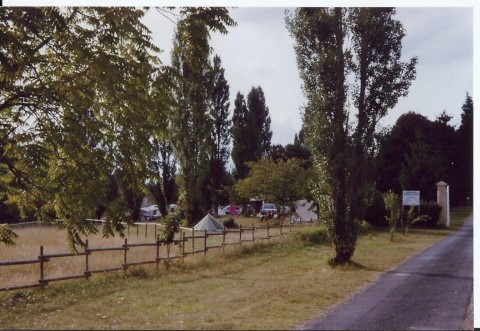Camping Domaine de Landrevie