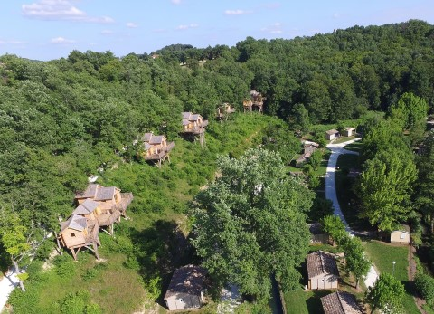 Camping Village Vacances Moulin de Surier