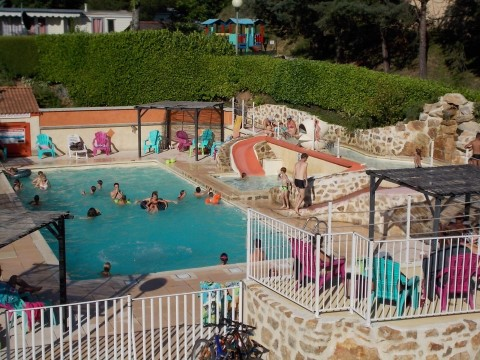 Camping Domaine Les Roches