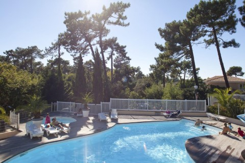Camping Arcachon Nature et Locations